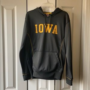 Men's small Nike sweater; Iowa Hawkeyes